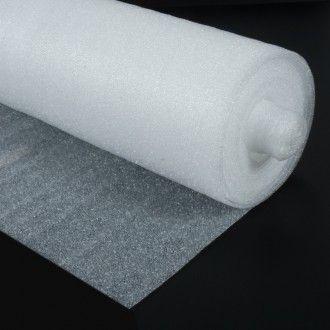 ROLLO FOAM CELL AIRE Cell-Aire es una espuma de polietileno limpia y ligera diseñada para proteger cualquier superficie. Rollos de 1,20 cm de ancho por 10 metros de largo. #MWMaterialsWorld #CellAire #embalaje