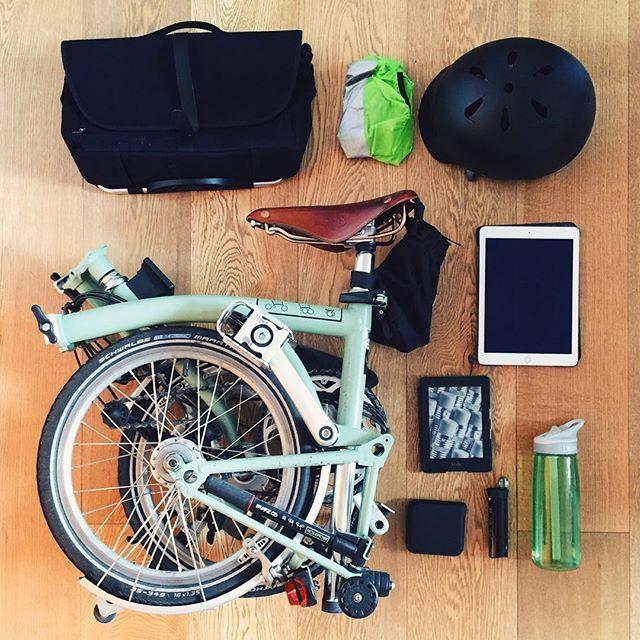 2252 Best Brompton Folding Bikes Images On Pinterest Biking