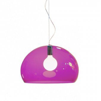 Hanging Lamp FL/y  FL / Y is one of the most famous lamps designed by Kartell.