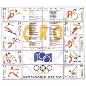 http://www.filatelialopez.com/332534-deportes-olimpicos-oro-p-1046.html    3325/34 Deportes Olímpicos de Oro, Tienda Numismatica y Filatelia Lopez, compra venta de monedas oro y plata, sellos españa, accesorios Leuchtturm