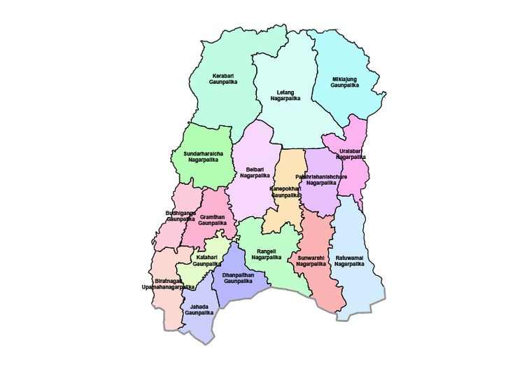 Nepal Local Elections 2074 - Election Results Overview - Morang - Urlabari