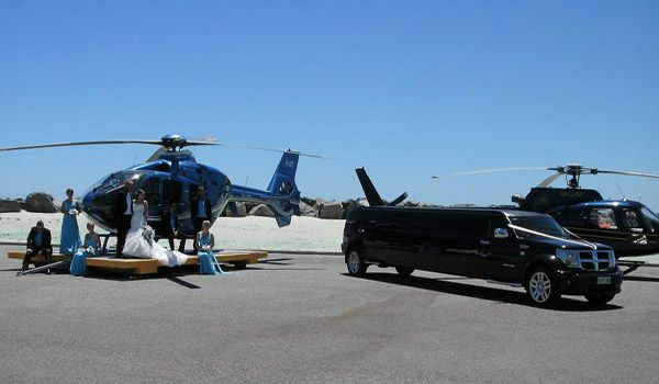 Hummer or helicopter?? Ok maybe just transport to the helicopter... via Mad Dog Entertainment