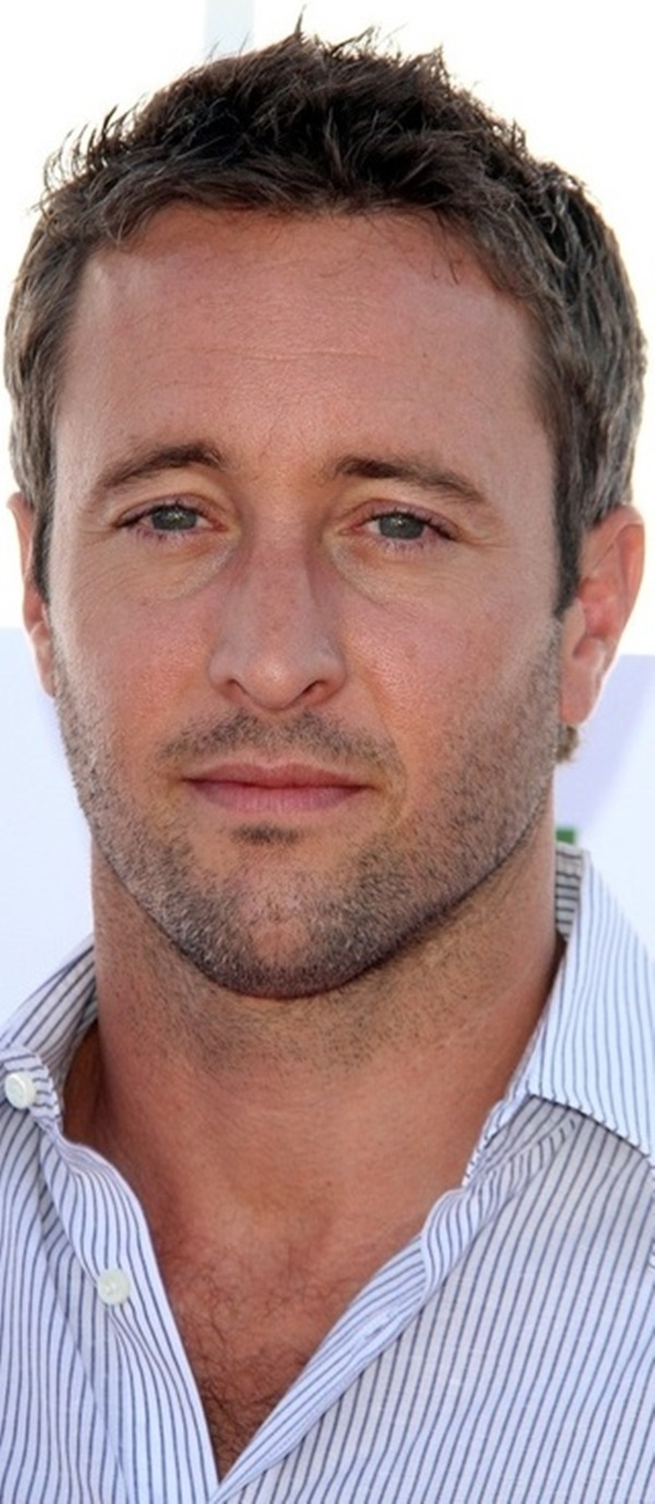Alex O'Loughlin. Steve McGarrett. Hawaii Five-0