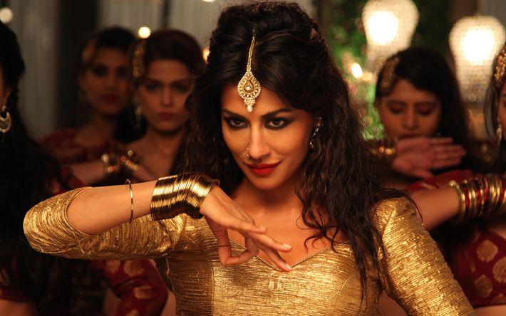 Download imagens Chitrangda Singh, A atriz indiana, Bollywood, retrato, indyik vestido, sari, As mulheres indianas