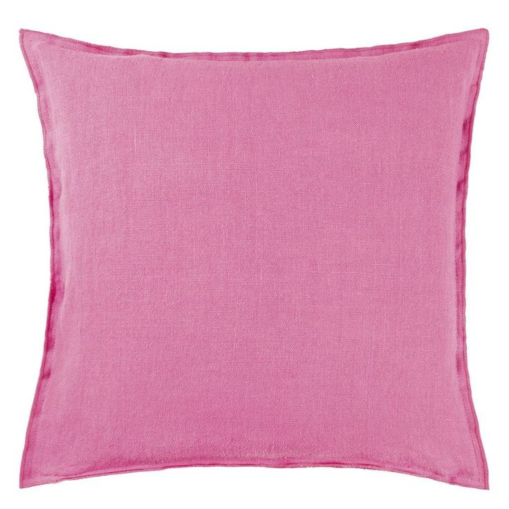 Designers Guild Brera Lino Peony Decorative Pillow