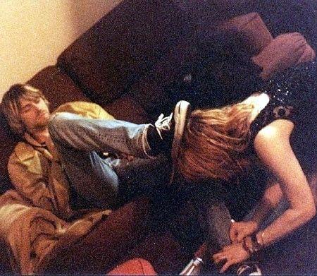 Kurt + Courtney