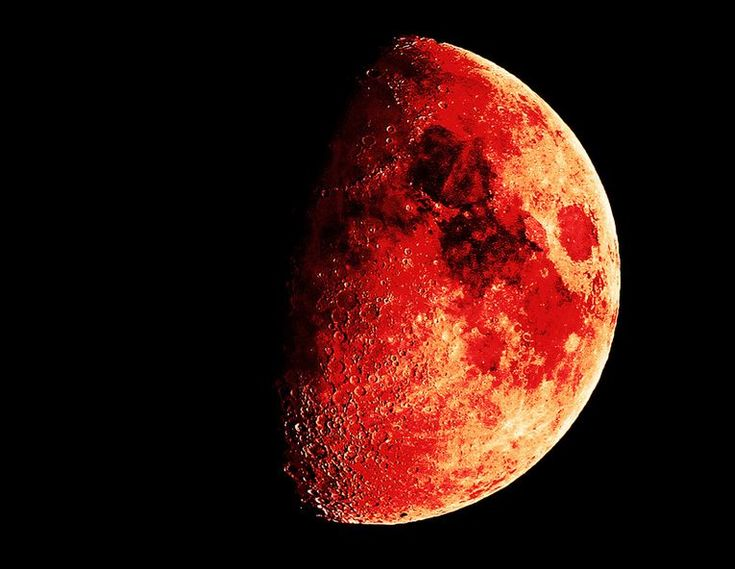 Upcoming 'Blood Moon' Lunar Eclipses Spark Woes, Discussion About End Times Bible Prophecy - Crossmap Christian News   U.S.
