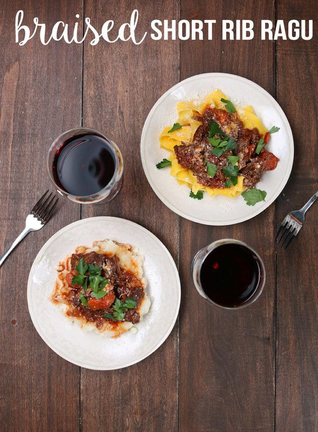 Here's The Only Way You Should Ever Be Eating Short Ribs