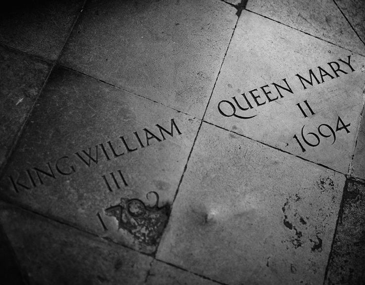 william iii and mary ii relationship
