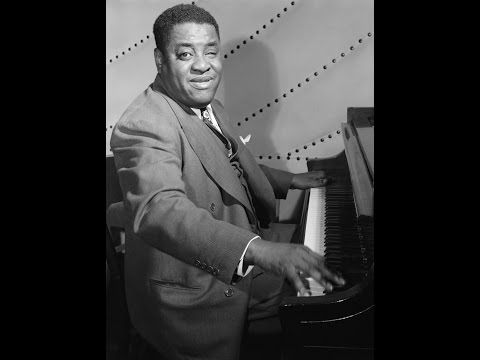 Art Tatum: One of the greatest pianists. He shared his career between jazz -as the greatest master of Harlem stride-  and classical music.