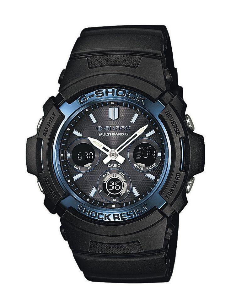 Casio G-Shock AWG-M100A-1AER férfi karóra. A karóra elképesztő külsőt kapott, mely sportos megjelenést kölcsönöz. Kényelmes viselet a műanyag szíjnak köszönhetően. Az óra egy beépített napkollektor segítségével generál energiát, így nincs szüksége hagyományos elemre és elemcserére sem. A beépített napelem a szokásos használat során folyamatosan újra töltődik. OLVASS TOVÁBB!