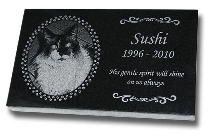 Large Standard Pet Grave Marker - Pet headstones - Pet Gravestones - Pet Memorials * Be sure to check out this awesome product. (This is an affiliate link and I receive a commission for the sales)