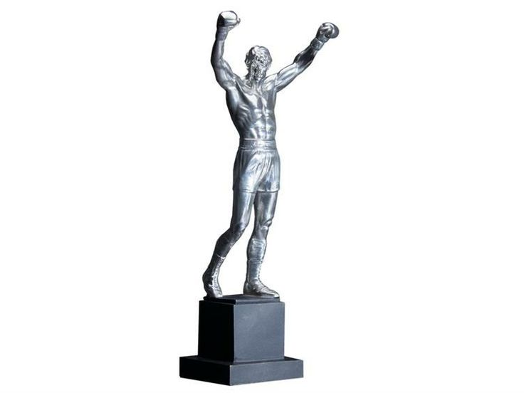 Rocky Balboa Statue - Pewter - Rocky Statues & Busts