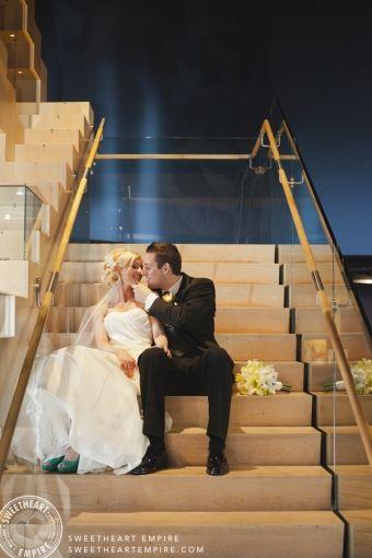 Bata Shoe Museum Wedding > Sweetheart Empire » Wedding Photographer Review