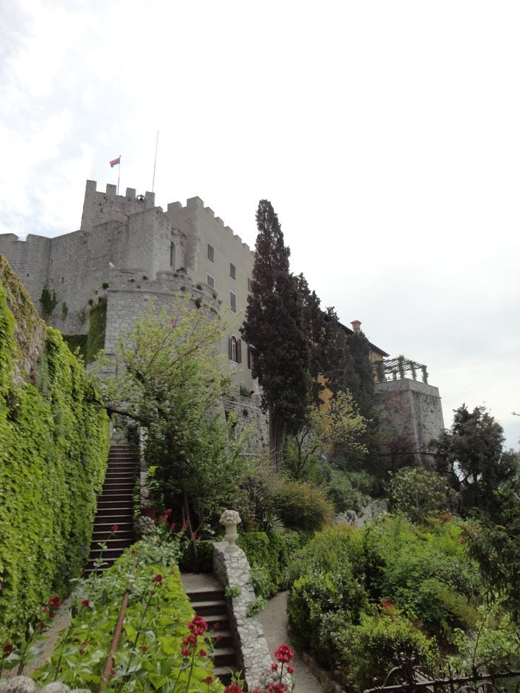 Duino's Castle, Trieste, Italy
