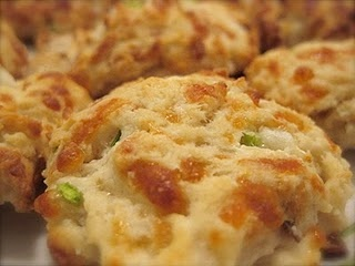 Bacon Cheddar Drop Biscuits (1) From: Rachael Passing Notes, please ...