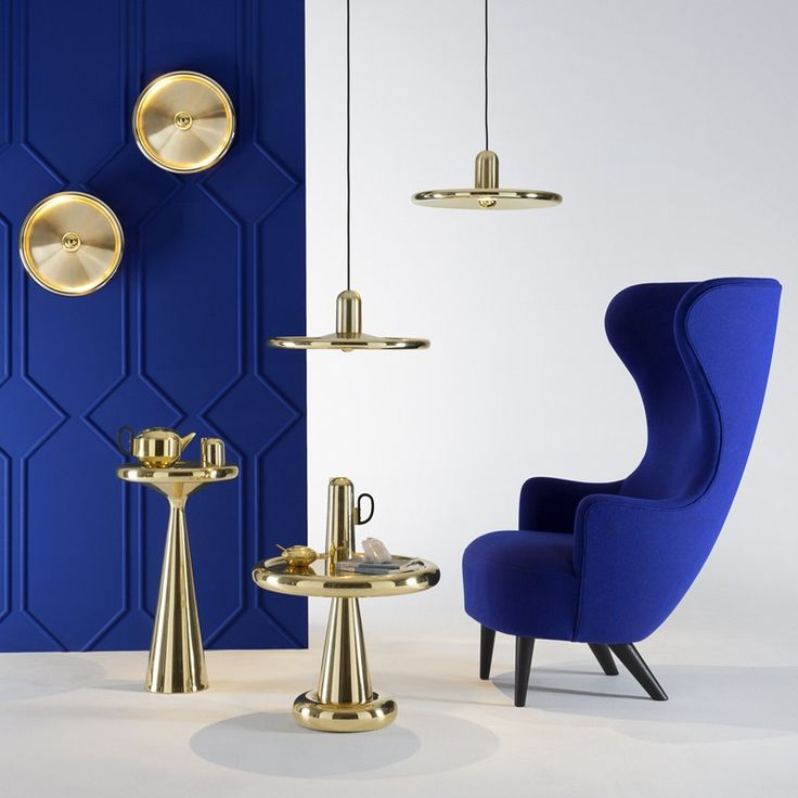Wingback+Chair+from+Tom+Dixon+|+YLiving