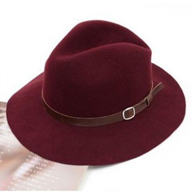 Fedora Cloche Hat for women
