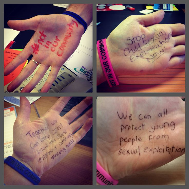 showing our support for #CSEday15 #helpinghands