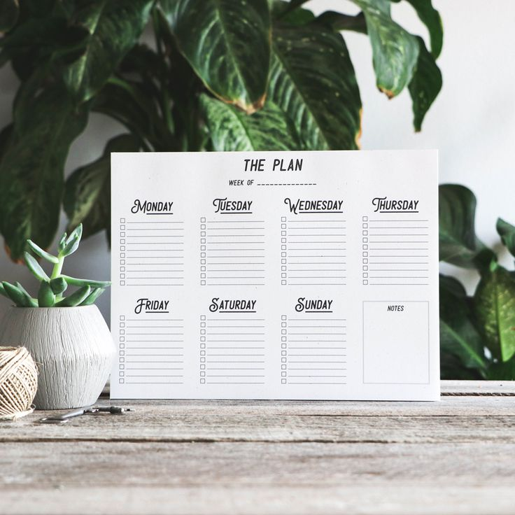 The 25+ best Weekly agenda ideas on Pinterest Agenda printable - agenda download free
