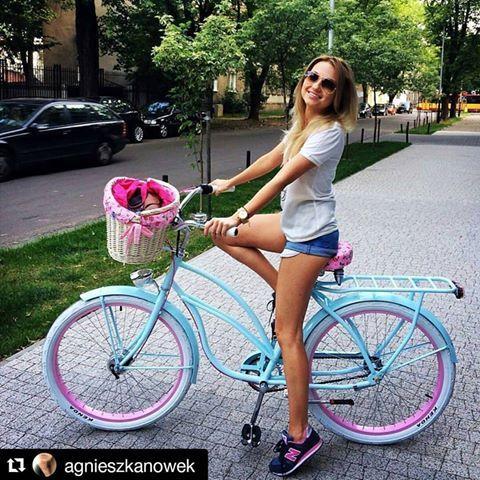 Bicicleta urbana WISIENKA para mujer de la marca Embassy. Bicicleta con los…