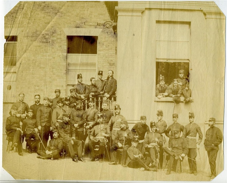 The 94th Regiment of Foot in 1868.