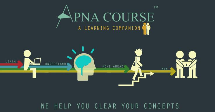 Learn, Understand, Move Ahead and Win !!! Get your Concepts clarified with #ApnaCourse - Your Learning Companion !! Log on to http://bit.ly/1HKeg5J !! ** Take #OnlineCourses by Renowned & Certified Experts @ ApnaCourse ** IT | Finance | Project Management | Corporate