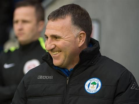 Wigan Athletic manager Warren Joyce previews Latics Boxing Day trip to Rotherham United at the AESSEAL New York Stadium