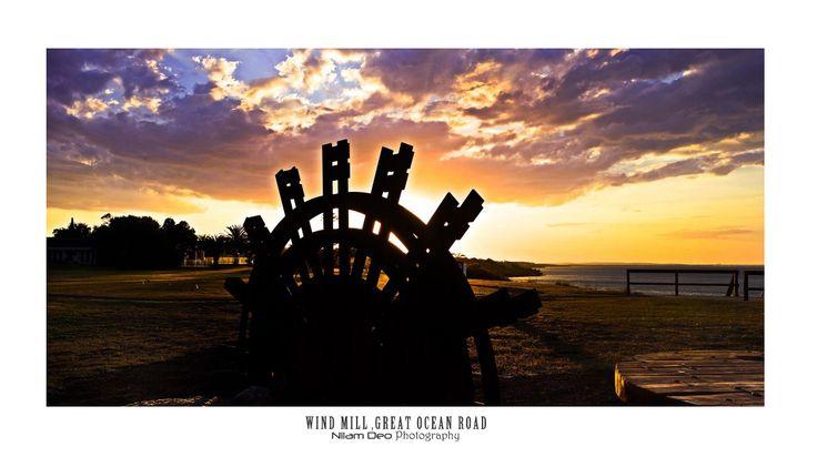 Wind Mill, Great Ocean Road
