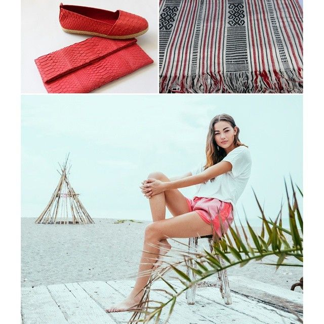 New ethical items in your shop online❤#coolturaTrends #ethicalFashion #bamboo #trends #espadrilles #beachstyle #timorIkat #ikat #handWoven #sarong #traditional #pythonskin #handbag #bali #crafts #indonesianTextil #blessingJewellery #sustainablefashion #lifestyle #fashion #ss2015 ❤Thank you for following us..... www.coolturatrends.com Enjoy Weekend!!