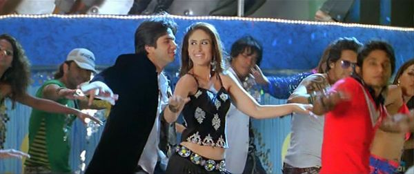 5 Pritam Chakraborty Songs That Will Get Your Party Started. Shahid Kapoor and Kareena Kapoor in *Jab We Met*