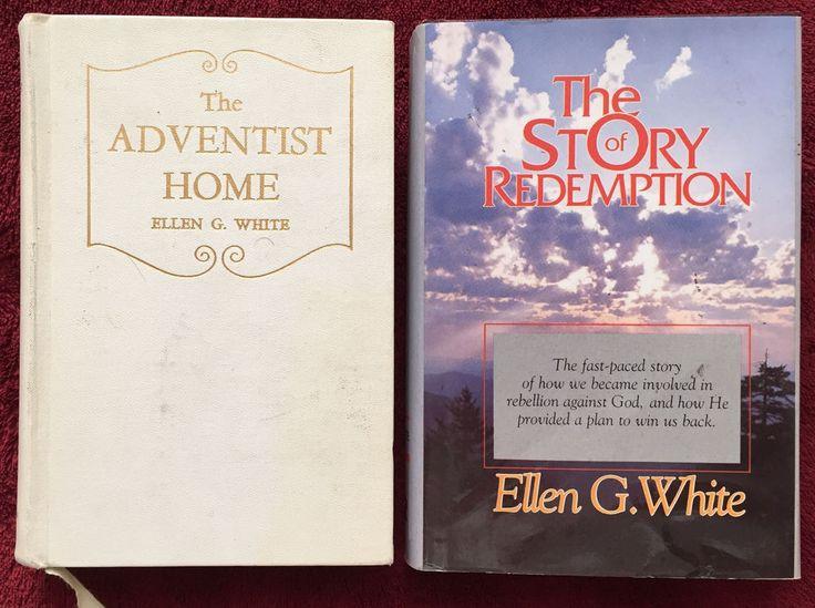 history of redemption by ellen g white