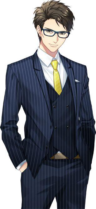 Etiquetas: animado, Fujiwara Ryo, abejas, dinámico acorde, Isumi Hisaomi, formal, amarillo corbatas