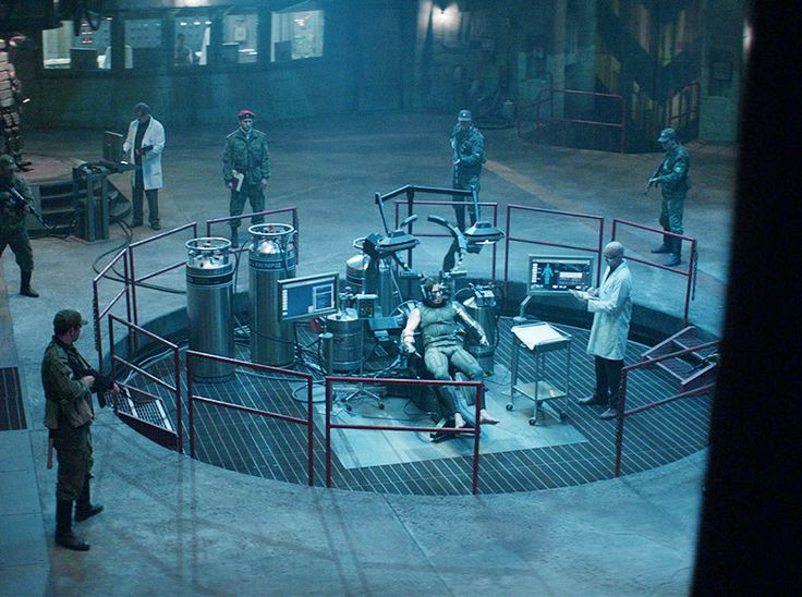 The fact that there are several armed guards surrounding him, makes me feel even more sad. He's tried to escape before.<<they know how lethal he is whether he is escaping or just randomly lashing out