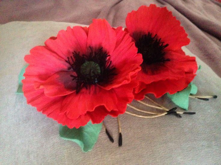 Flowers #handmadeeva