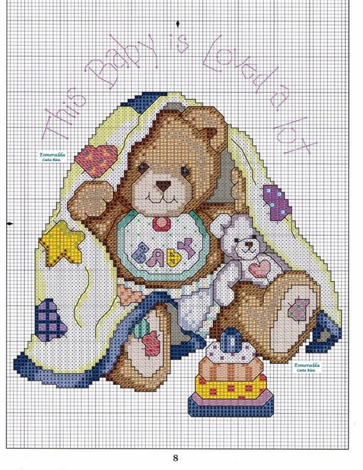 Cross Stitch *<3* Baby                                                                                                                                                                                 More