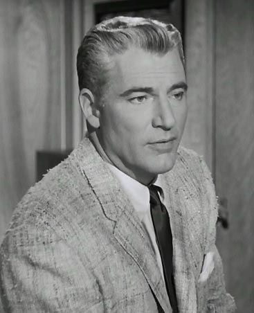 William Hopper as Private Detective Paul Drake