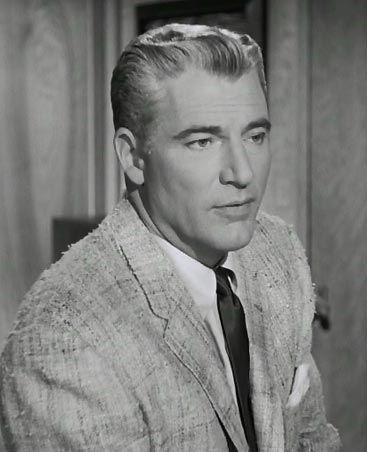 William Hopper as Private Detective Paul Drake