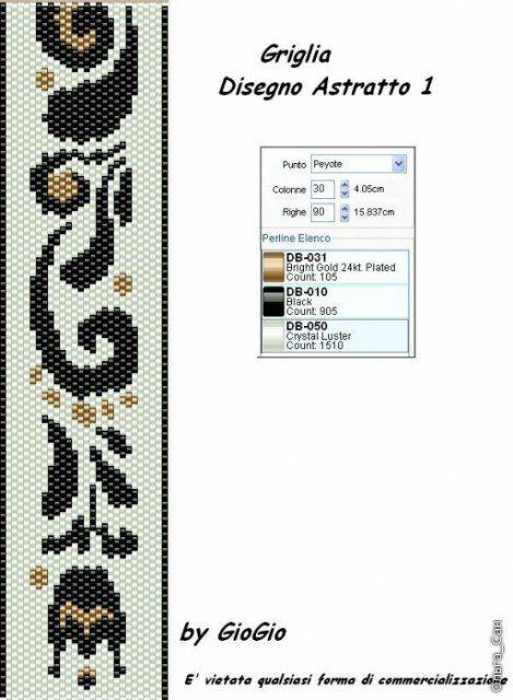 Браслеты | biser.info - всё о бисере и бисерном творчестве