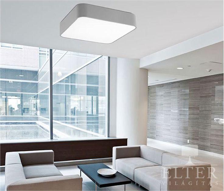 Lámpatípusok - Beltéri világítás - Mennyezeti lámpa - Nova Luce Forma LED mennyezeti lámpa