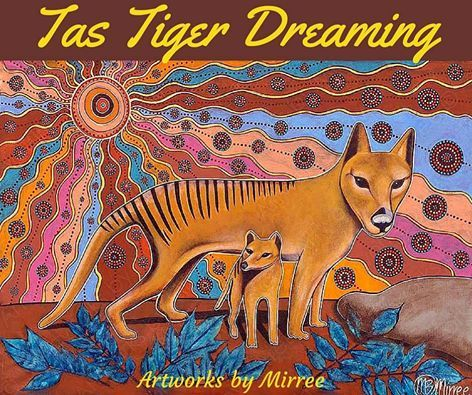 Are you ready for Tasmanian Tiger... - Mirree Louise Bayliss | Facebook