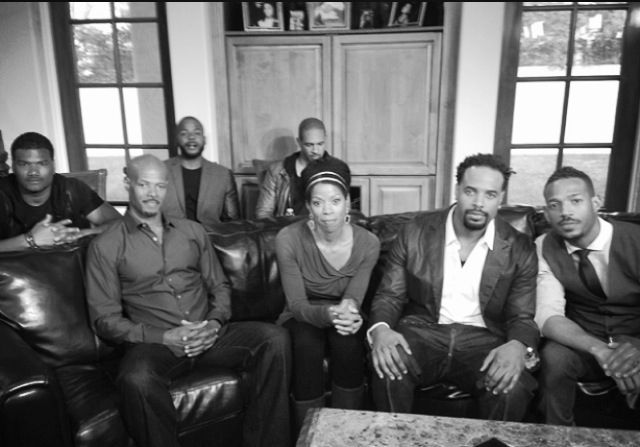 The Wayans Family | FAMOUS BLACK FAMILIES | Pinterest ...
