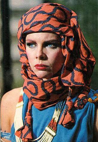 Rebecca Gilling in Return to Eden