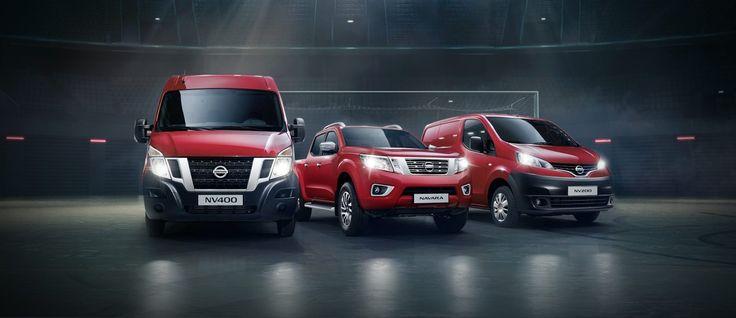 Hyötyajoneuvot: Pakettiautot, avolava-autot ja hyötyajoneuvot | Nissan