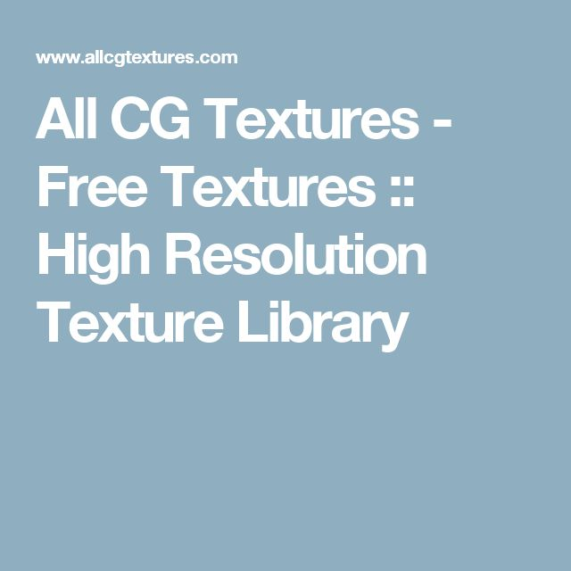 All CG Textures - Free Textures :: High Resolution Texture Library