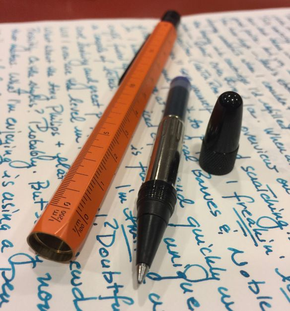 Monteverde's One Touch Stylus 9 Function Inkball Tool Pen | From the Pen Cup