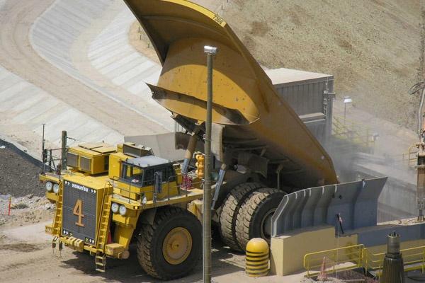Location: Santiago de Chuco, Peru   Gold Production In 2011: 770,000 oz