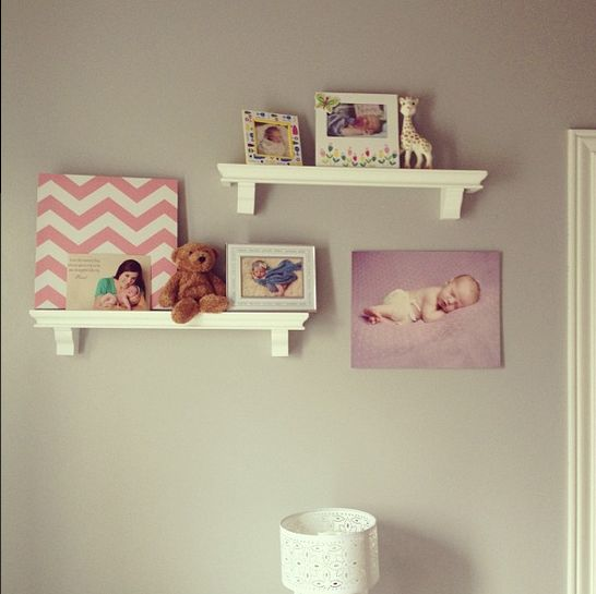 Shelves for kids rooms  House and Home  Pinterest