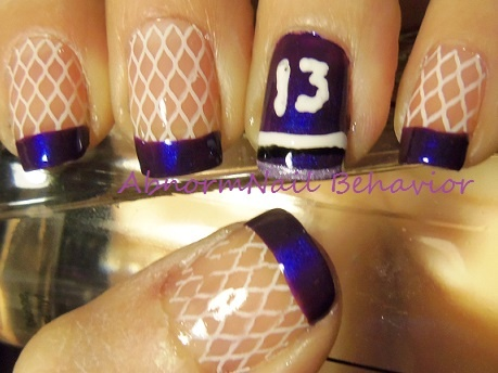 My favorite Hockey player nails