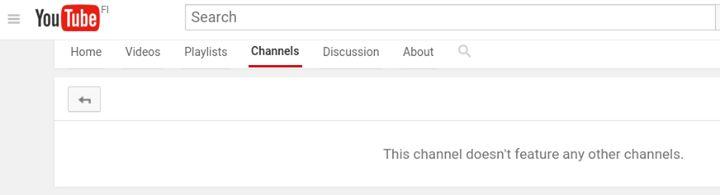 Tiesitkö että YouTubessa voi suositella muiden kanavia? #youtubefi
